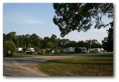 Parkwood Clubhouse RV Park