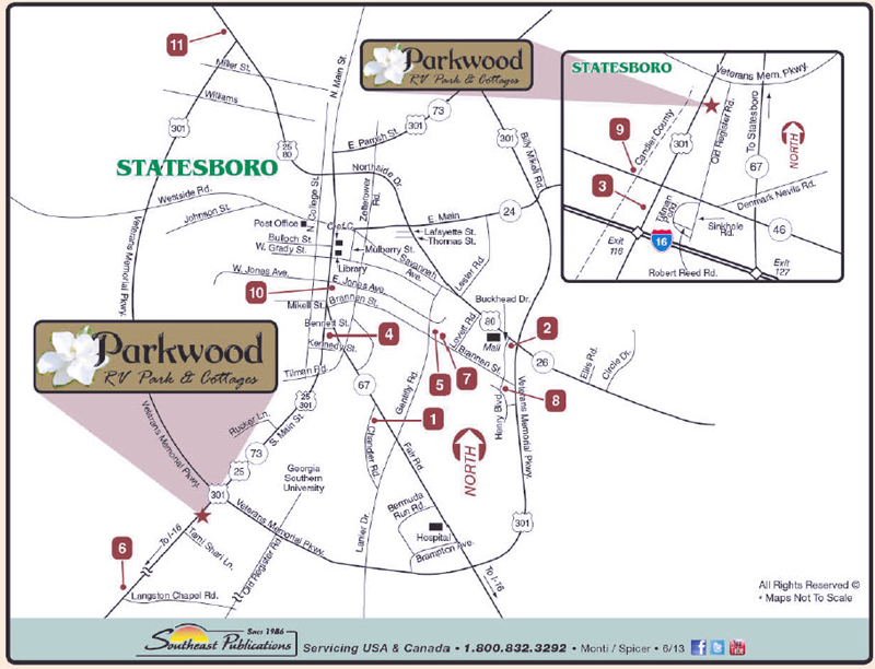 Parkwood RV Links on campgrounds georgia map, hiking georgia map, homes georgia map, golf courses georgia map, casinos georgia map, banks georgia map,